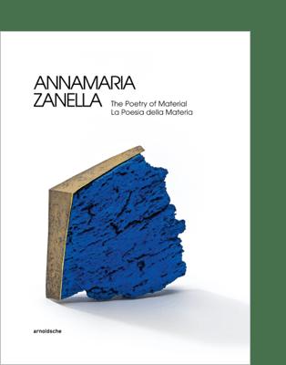 Annamaria Zanella poetry material arnoldsche
