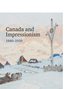 Arnoldsche Art Publishers Canada and Impressionism