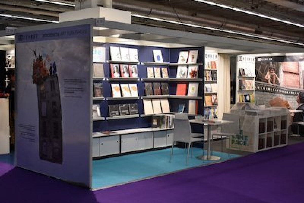 arnoldsche Art Publishers at the Book Fair