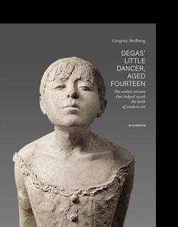 Gregory Hedberg DEGAS' LITTLE DANCER