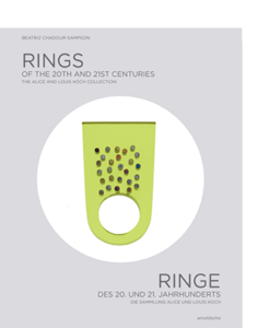 Beatriz Chadour-Sampson RINGS OF THE 20TH AND 21ST CENTURIES||||