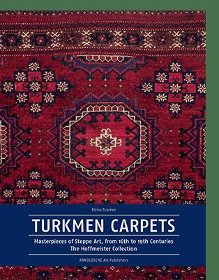 Elena Tsareva TURKMEN CARPETS