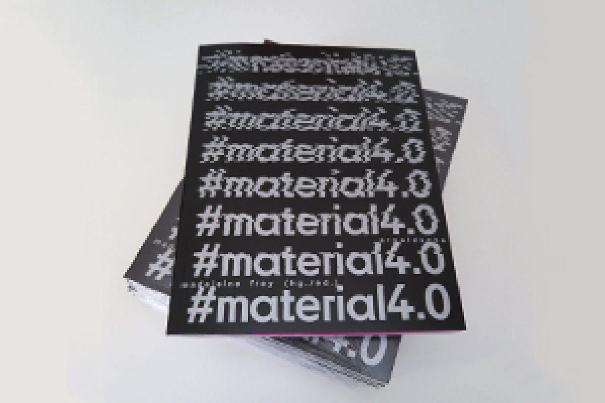 Buchpräsentation #material4.0
