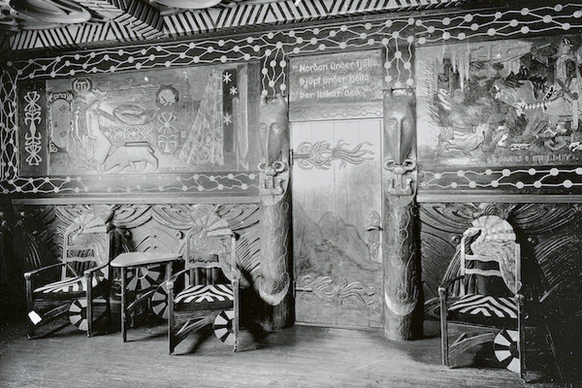 Wanderausstellung Gerhard Munthe