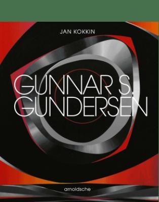 arnoldsche Gunnar S. Gundersen Jan Kokkin Norwegen Norway Painting Concrete art postwar Malerei Konkrete Kunst