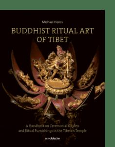 arnoldsche Buddhist Ritual Tibet Handbook Ceremonial Objects Ritual Furnishings Tibetan Temple Buddhism Art Michael Henss