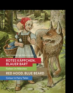 arnoldsche Farben Märchen Colour Fairy tale Grimmwelten Grimm World Schimma Stohler Kassel Blaubart Rotkäppchen Riding Hood Bluebeard