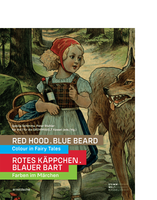 arnoldsche Farben Märchen Colours Fairytales Red Hood Rotkäppchen Rotes Käppchen