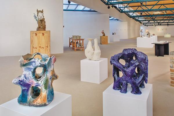 arnoldsche Westerwaldpreis Prize Höhr-Grenzhausen Keramik Europas Ceramics Keramikmuseum Johannes Nagel