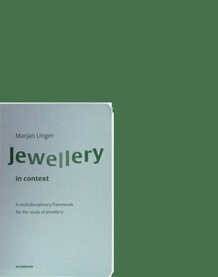 arnoldsche Marjan Unger THeo Smets Jewellery in Context Sieraad