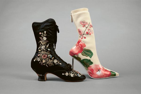 arnoldsche Schuh-Design, Schuh_Design, Schuhdesign, Schuh, Schuhe, Deutsches Ledermuseum Offenbach DLM