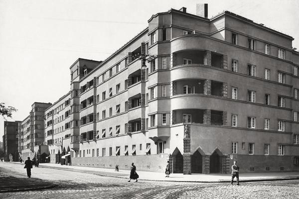 arnoldsche Otto Prutscher MAK Wien Secession Werkbund Wiener Moderne Lorenzhof 1927