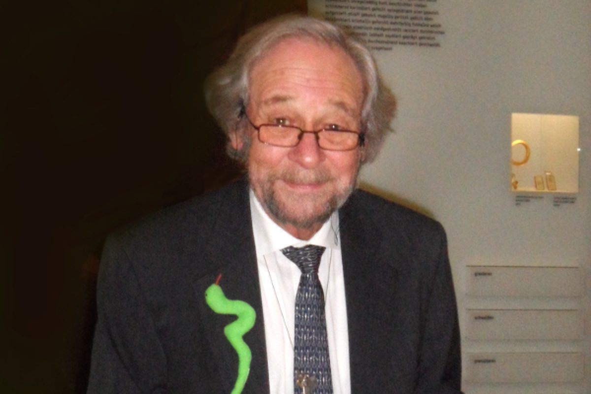 Mourning for Dr. Fritz Falk