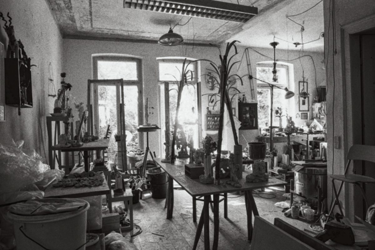 Sibylle Mania – Blicke in 19 Ateliers