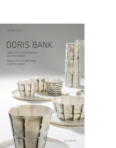 Doris Bank Ute Beck Keramik Ceramics Table Art Tafelkunst