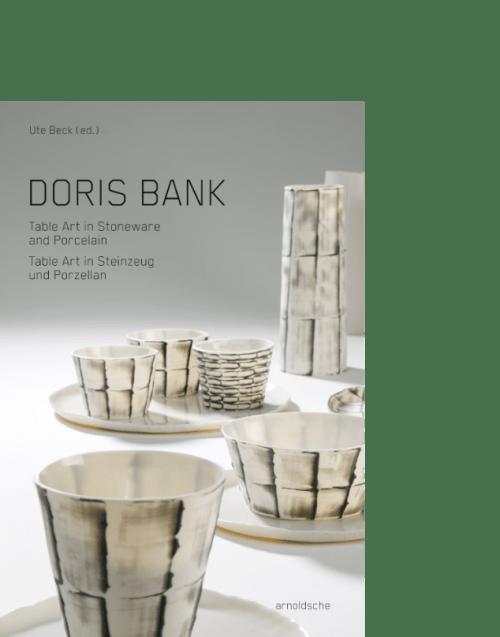 Doris Bank Ute Beck Keramik Ceramics Table Art Tafelkunst