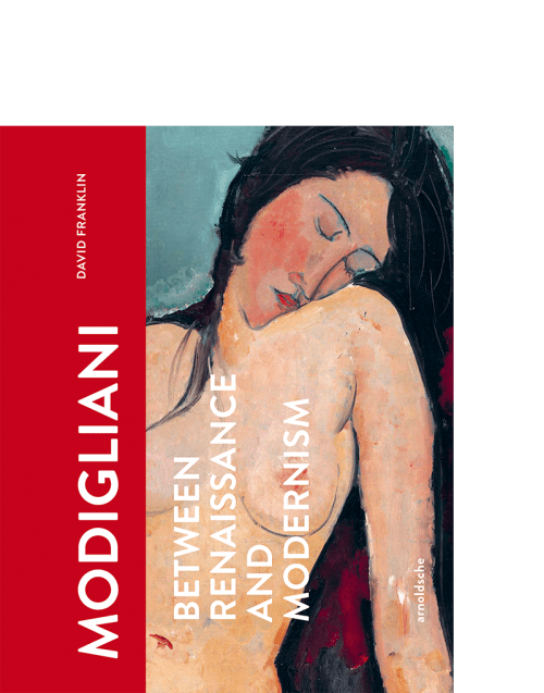 modigliani davod franklin modern art painting portrait italian arnoldsche art book