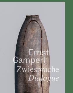 Ernst Gamperl Zwiesprache Eiche Lebensbaum Holz Kunst Gefäß Drechsel Skulptur arnoldsche Holzkunst wood oak Life tree