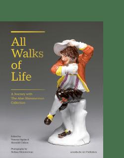 Alan Shimerman Meredith Chilton Vanessa Sigalas arnoldsche Meissen Procelain All walks of life figures historic history