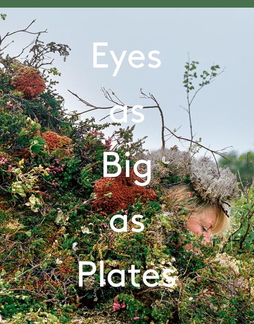 Eyes big plates Karoline Hjort Riitta Ikonen photography art culture nature environmental anthropocene arnoldsche