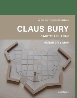 Stadtplan City Map Hanau Bury arnoldsche architektur kunst skulptur landart land art