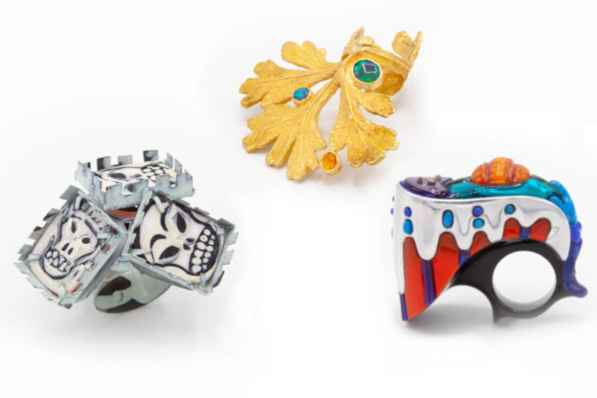 Rings! – Helen Drutt und The Galleries at Moore College